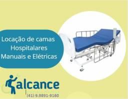 Título do anúncio: Camas Hospitalares - Aluguel - Curitiba e Região Metropolitana