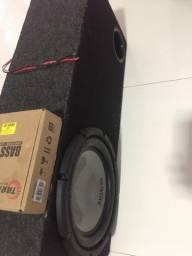 Título do anúncio: Sub - Subwoofer bravox 700rms e módulo bass 1200