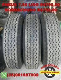 Vendo pneus f400 liso