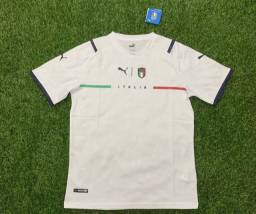Camisa Italia campeã da Euro
