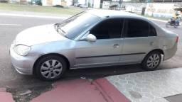 Troco Honda Civic