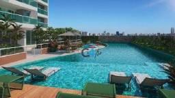 Título do anúncio: Apartamento com 4 dormitórios à venda, 188 m² por R$ 1.647.000 - Meireles - Fortaleza/CE