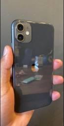 iPhone 11 128 GB zero vendo ou troco