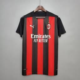 Título do anúncio: Milan camisa I 20/21