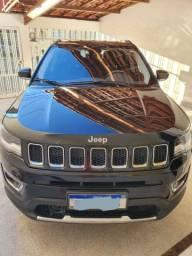 RARIDADE! Jeep Compass 17/17 limited 26k km