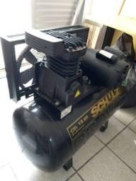 Título do anúncio: Compressor de Ar Schulz 100 litros