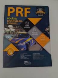 Título do anúncio: Livro PRF