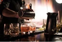 Procura vaga de copeiro ou de barman