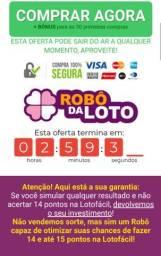 Título do anúncio: Robô ? da loto http://bit.ly/14pontosnalotoagora