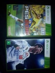 Jogos futebol xbox 360