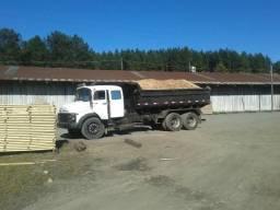 Vende. troco por. caminhão carroceria - 1989