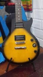 Vendo ou troco guitarra Epiphone Les Paul Special II - LE