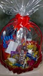 Cestas de chocolate 70.00/entrega gratis