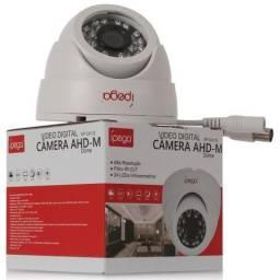 Camera Ahd 720p Hd Dome 1.3mp Knup Ca112 Infra 3,6mm F1.2