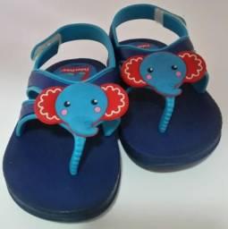 Calçados infantil menino (tamanho 21 a 24)