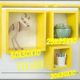 Trio amarelo
