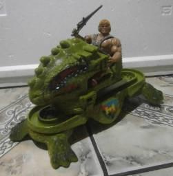 He-man ( Motu ) - Cabessauro ( Dragon Walker ) Mattel