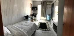 Apartamentos mobiliados, com internet, Nettv, camareira e lavanderia cortesia p/hospede