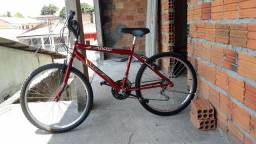 Vendo bicicleta aro 24 com documento