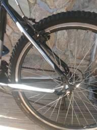 Vendo bike Ultimate toda de alumínio . *