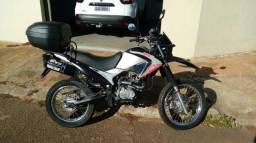 Vendo moto Shineray Explorer 150 ano 2013 - 2013