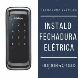 Proteção em seu ambiente - Fechadura Eletrônica