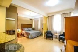 Flat mobiliado no Hotel Mércure para alugar