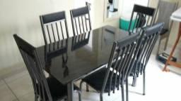 Mesa nova 6 cadeiras!!!