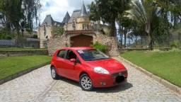 Fiat Punto 09-10 1.4 Flex Completo - 2010