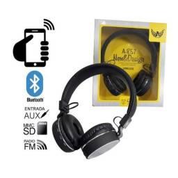 Fone Bluetooth Sem Fio Portátil Bass Wireless Altomex Via Celular Android IOS Pc TV Box