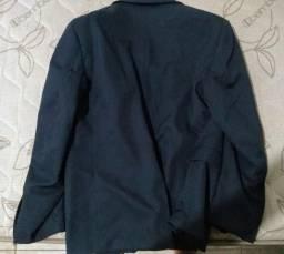 Blazer azul escuro LAVILE Tam. 54