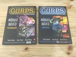 Kit Módulo Básico Gurps 4ed
