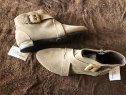 Vendo botas N. 35