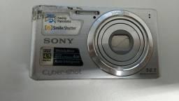 Camera sony 14.1mp com defeito