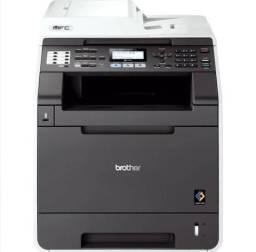 Impressora Laser Colorida Brother