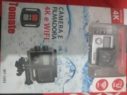 Camera e filmadora a prova d'água