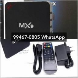 Mega promoção android box tv