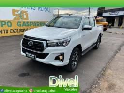 Toyota Hilux SR CD 2.8 Aut 4x4 2019 ipva pago - 2019