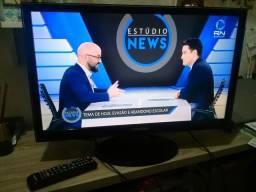 """TV LED Samsung 24"""" (função monitor)"""