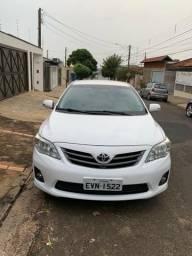 Corolla XEI 2.0, branco, 2012 - 2012