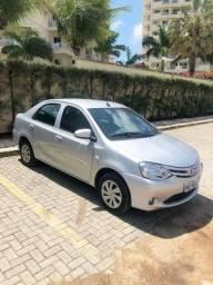 Etios 1.5 sedan X 1.5 Automático 2017 - 2017