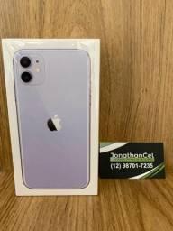 Oferta iPhone 11 64 GB Roxo Lacrado.# 1Ano Garantia Apple