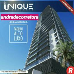 Unique apartamento de LUXO! 3 e 4 Suítes