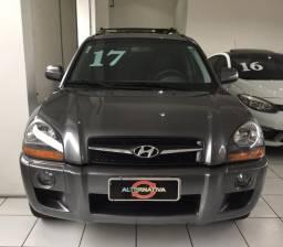 Hyundai Tucson 2017 aut. + kit hybrid(economia de combustível)