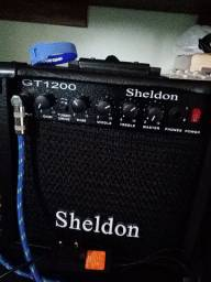 Amplificador de guitarra SheleonGT1200