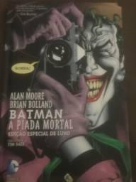 Batman - a piada mortal (capa dura)