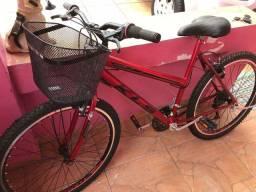 Bike zerada  até 450 leva