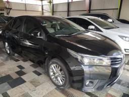 Toyota Corolla XEi 2.0 Preto