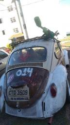 Fusca ano 75 rat look