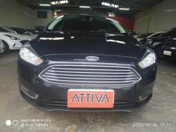 Ford Focus Sedan Titanium 2.0 Preto
